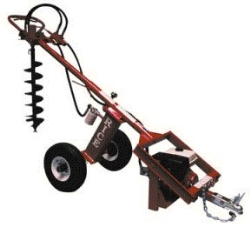 Rental store for 1 PERSON TOWABLE AUGER in San Jose CA