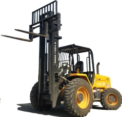 Rental store for 21  FORKLIFT 4X4 8,000 LBS CAPACITY in San Jose CA