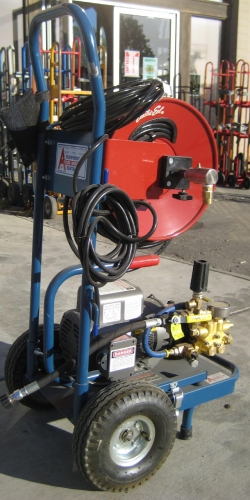 Rental store for 100FT ELECTRIC 1500 PSI SEWER JETTER in San Jose CA