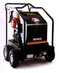 Where to find 2400 PSI HOT PRESSURE WASHER in San Jose