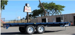 Rental store for 8  x18  DECK OVER TRAILER in San Jose CA