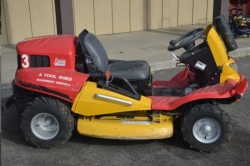 Rental store for 4 x 4 RIDE-ON WEED MOWER BRUSH CUTTER in San Jose CA