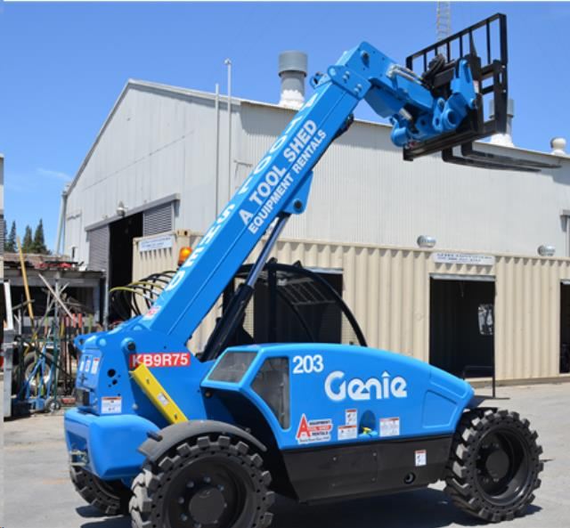 Where to find 19  HIGH 4X4 TELEHANDLER REACH FORKLIFT in San Jose