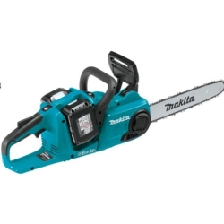 Rental store for 14  MAKITA 36V CORDLESS CHAINSAW in San Jose CA