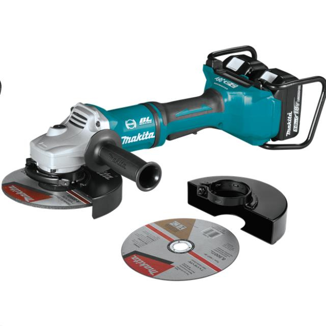 Where to find MAKITA 7  36V CORDLESS GRINDER in San Jose
