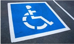 Rental store for HANDICAPPED PARKING STENCIL in San Jose CA