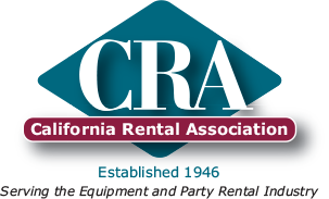 A Tool Shed Equipment Rentals is a member of CRA