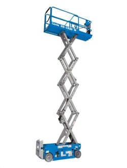Rental store for 19  GENIE GS-1930 ELECTRIC SCISSOR LIFT in San Jose CA