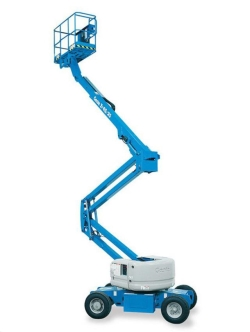 Rental store for 45  GENIE Z45 25 PERSONNEL BOOM  LIFT in San Jose CA