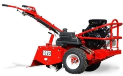 Used Equipment Sales 16 HP REAR TINE HYDRAULIC DRIVE TILLER in San Jose CA