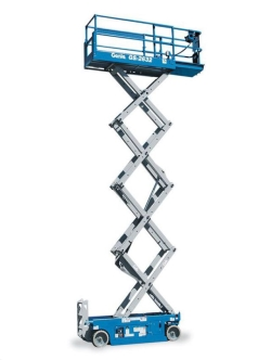 Rental store for 26  GENIE GS-2632 ELECTRIC SCISSOR LIFT in San Jose CA