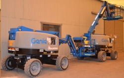 Rental store for 45  GENIE Z45 25 HYBRID BOOM  LIFT in San Jose CA