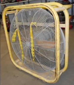 Used Equipment Sales FAN, PROPELLER LARGE in San Jose CA