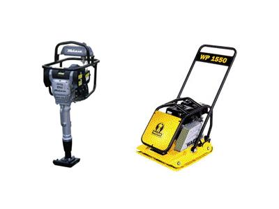Compaction Equipment Rentals in San Jose, CA